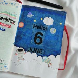 ◆2020年6月 * 子どもたちの成長備忘録