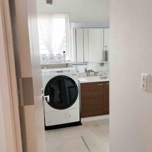 ◆入荷待ちしていた洗濯機が到着!