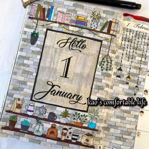 ◆2021年1月 * 子ども達の成長備忘録