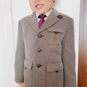 ◆卒園・入学式で着るスーツの試着のその後