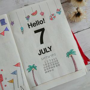 ◆2019年7月 * 子どもたちの成長備忘録