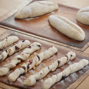 酵母の季節!パン作りの季節!楽しくのんびり焼きましょう!