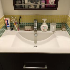 洗面台はいつ掃除する?