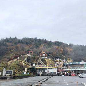 筑波山へ行ってきました(プライベート)