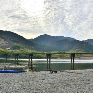 四万十川沈下橋㉑ 三里沈下橋