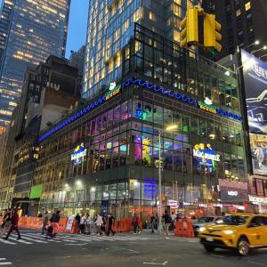 ニューヨークで最も新しい高級リゾートホテルへ!