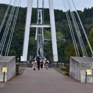 何もない日247 【九州夢大吊橋と滝】