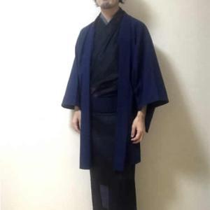 浴衣に裏地をつけて、春秋の木綿着物に。1万円以下でシャツのように届けたい