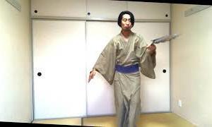 踊ってみた:端唄「京の四季」。