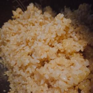 玄米ご飯を食べよう