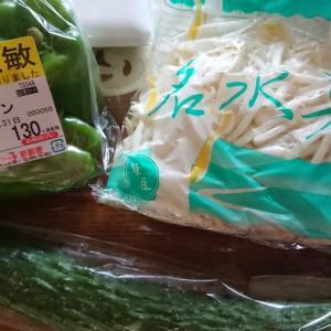 野菜が高いですね
