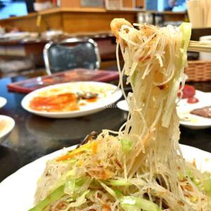 東京上野の新竹でクリーミィで奥深い味わいの炒米粉(炒めビーフン)を食べてみた