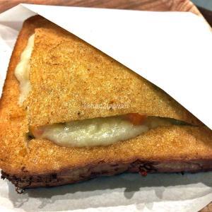 東京鶯谷のカンザイパン本舗で台南B級グルメの官財パンとアイスあげパンを食べてみた