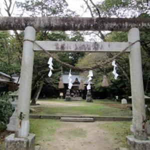 常盤国探訪@磯部稲村神社