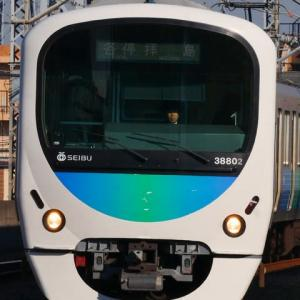 拝島線 2019/12/14