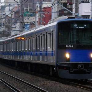 20102Fが新宿線に貸出 2月9日