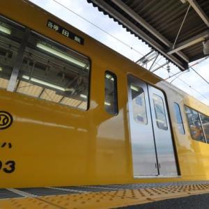 2503Fが新宿線に貸出される 8月31日