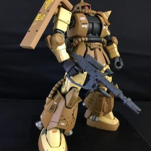 マサヤ・ナカガワ専用 ザクⅡ R-1