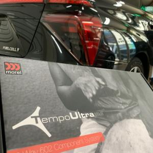 カーオーディオ東京|MIRAI万枚記念テンポウルトラ降臨とハイエース6型フロント&リアスピーカー