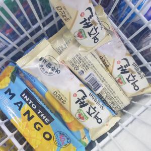 まるで本物果実な「韓国コンビニ低カロアイス」レベルの高みを食べ比べ!