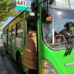 「ここまで来た」韓国バス停の先進化&「韓国バス乗りこなし技」便利アプリ