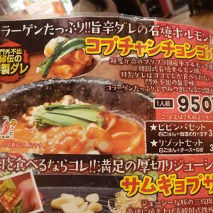 リピ買い3回目の「激ウマ夏鍋」~おうちで作れる本格・コプチャンチョンゴル