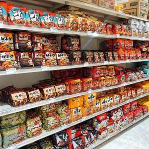 「まるで韓国気分に浸れる業務用スーパー」イエスマート/Yes mart 新大久保