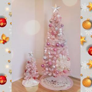 感動級に美しく可愛い空間を演出【francfranc/フランフラン クリスマススターターセット】