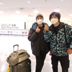 海外から日本入国にかかった時間「Yヒョンの場合」
