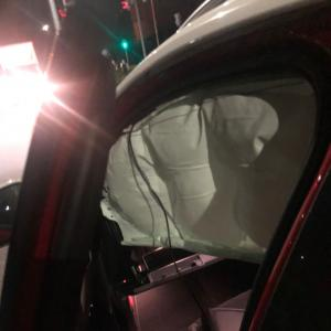 一秒差で助かった不幸中の幸い「深夜の漫然運転で起きた事故」