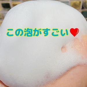 新配合贅沢成分と使用感が癒やしな泡の化粧水【LAVIEN センテラクリーミングトナー】