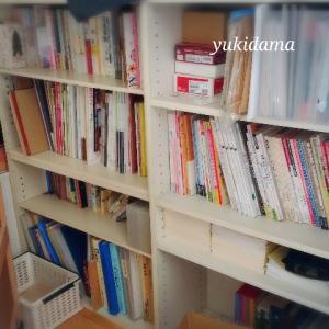 まずは本棚にある本を20%を減らすぞー