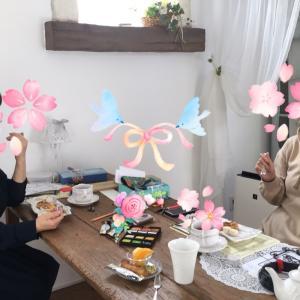 リニューアルしたサロンを初公開〜!!