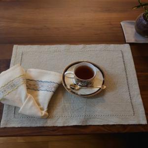 ムンカベルテの木綿のナフキン