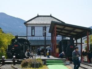 丹後 (14) 加悦SL広場 蒸気機関車