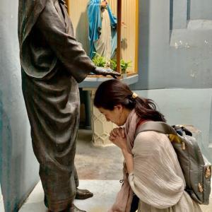 インド研修旅行無事に帰国 日本古来おてあて療法 紗理