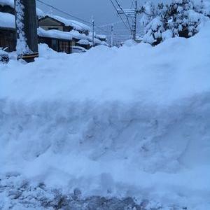 2月の大雪・北陸豪雪 その3