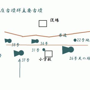 本庄古墳群(2)(国富町)(宮崎県)(後期)Honshou Tumuli(2),Miyazaki Pref.