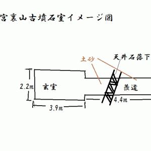 宮裏山古墳(平群町)(奈良県)(後期)■Miyaurayama Tumulus,Nara Pref.