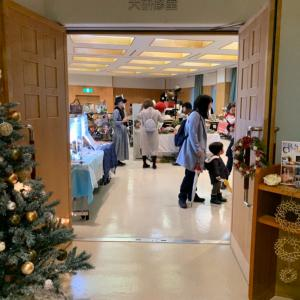 ENGLISH CHRISTMAS FAIR in 原村 2019