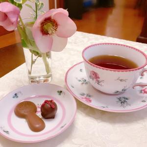 バレンタインに紅茶が香るTEA BAR それとも? 2020