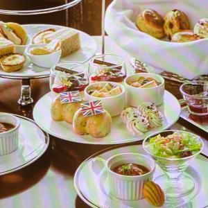 帝国ホテル アガサクリスティーの世界を味わう英国アフタヌーンティー