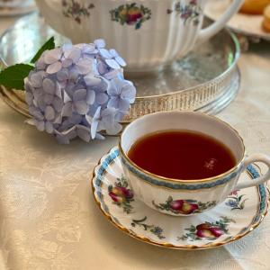 ロイヤルヘッジホッグさんのディンブラ サマーセット茶園2021