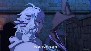 【海外の反応】Fate/Grand Order -絶対魔獣戦線バビロニア- 第7話 『牛若の怖い表情はスゴく魅力的、頭をなでなでしたい!』