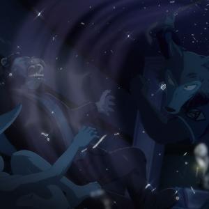 【海外の反応】BEASTARS 第10話 『ハルが頭で自分の遺書を書いているシーンも本当によくできている』