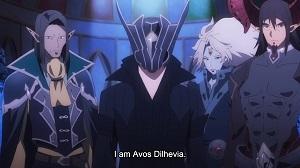 【海外の反応】魔王学院の不適合者 第12話 『アヴォスの正体は予想できなかったよ…』