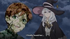 【海外の反応】魔女の旅々 第3話 『こういう暗い話をやらないんじゃないかと思っていたから、アニメで見れて本当に良かった。』