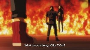 【海外の反応】はたらく細胞BLACK 第5話 『怠けるのも良くないし、働き過ぎも良くない。』