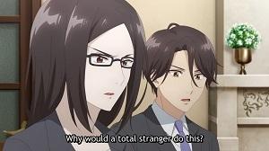 【海外の反応】ひげを剃る。そして女子高生を拾う。 第12話 『吉田が支えになってくれて本当に良かった』
