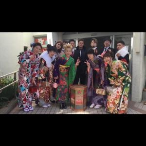 長崎成人式